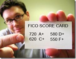 FICO Score Card V1